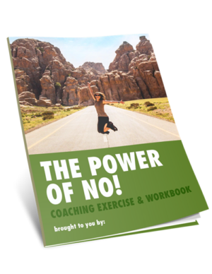 Learn to Say No Coaching Exercise 3D Cover Image