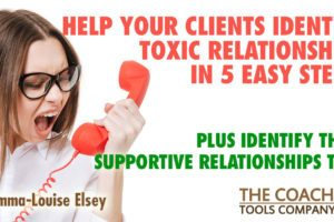 Detox Toxic Relationships in 5 Steps with Woman Shouting into phone