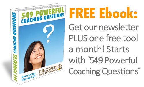 The Coaching Tools Newsletter