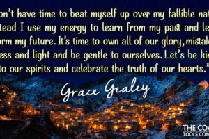 Quote from Grace Gealey
