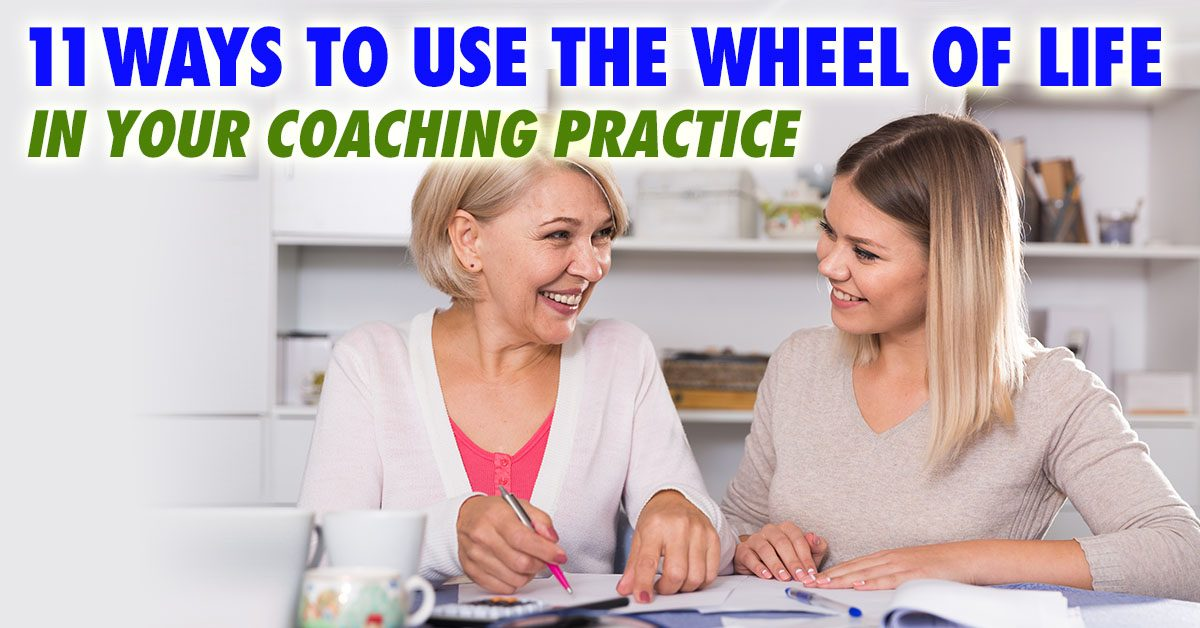 Coach with Client using Coaching Tools