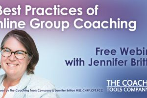 Watch the recording of 6 Best Practices of Online Group Coaching